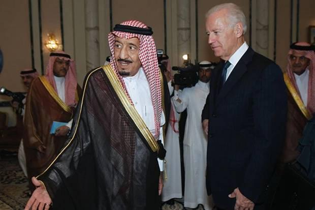 Gedung Putih Sebut Biden Segera Telepon Raja Salman