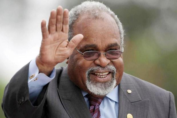 Michael Somare, Bapak Bangsa Papua Nugini Meninggal Dunia