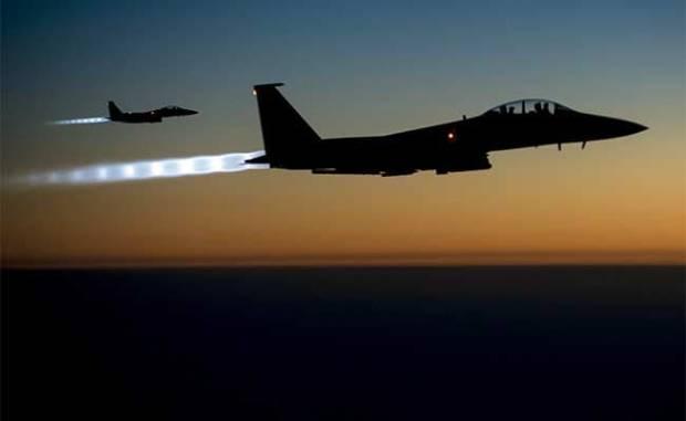 Satu Pejuang Tewas dalam Serangan Udara AS pada Milisi Iran di Suriah