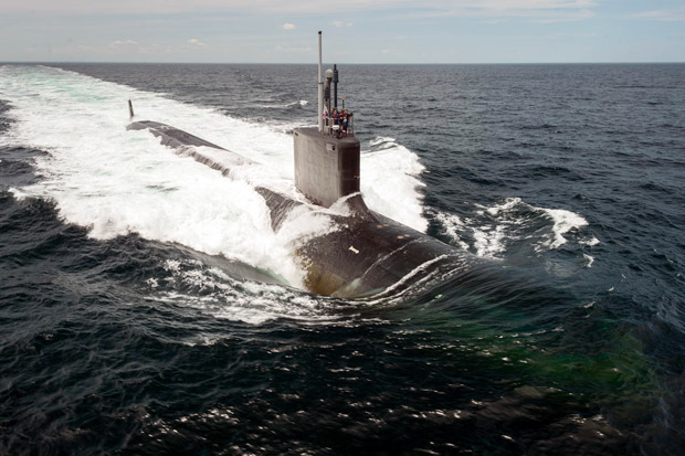 Kapal Selam AS Diklaim Siap Tenggelamkan Kapal Per