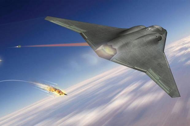 Bukan F-35, Jenderal AS Minta Luncurkan Jet Tempur NGAD untuk Kalahkan China