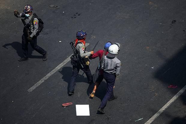 Junta Menggila, AS Ancam Jatuhkan Sanksi Baru pada