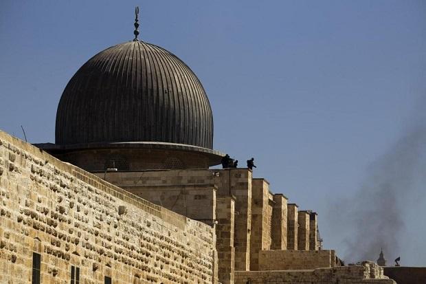 Ratusan Yahudi Radikal Bobol Masjid Al-Aqsa, Yordania Kecam Israel
