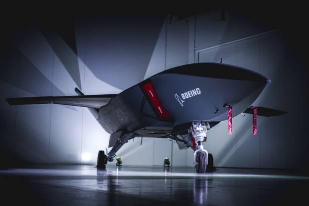 Jet Tempur Tanpa Pilot Sukses Dites Terbang Boeing dan Militer Australia