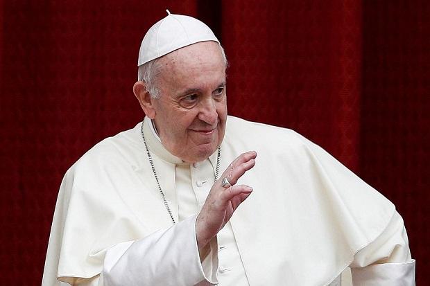 Bakal Jadi Sejarah, Paus Fransiskus Akan Kunjungi Ulama Top Syiah Irak