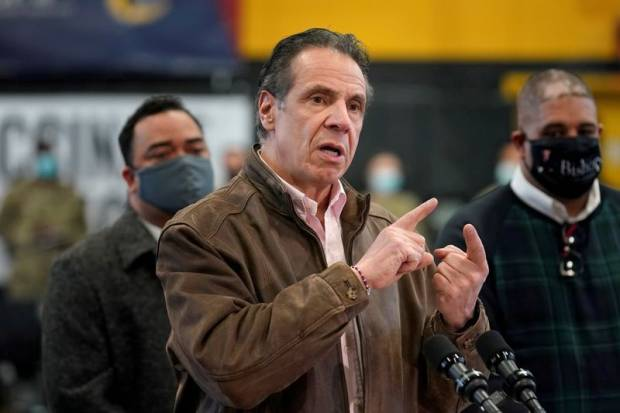 Terlilit Skandal Pelecehan Seks, Gubernur New York Ogah Mundur