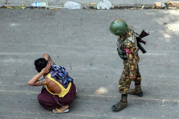 Terancam Sanksi, Jenderal Myanmar: Kami Sudah Terb