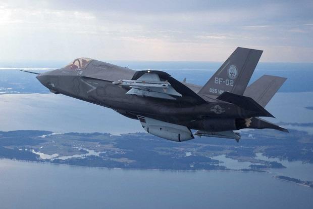 AS Siap Bahas Penjualan Jet Tempur Siluman F-35 dengan Yunani