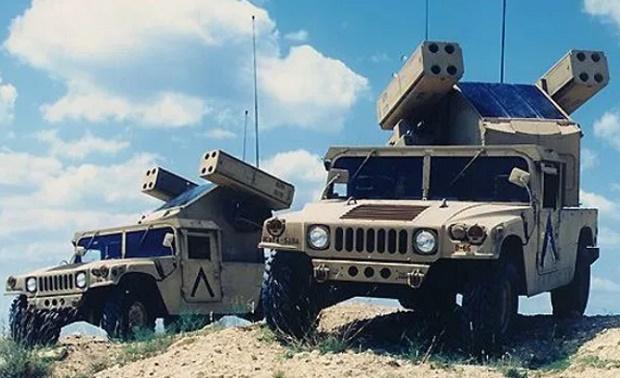 Terancam, AS Kerahkan Sistem Pertahanan Udara Avenger di Suriah dan Irak