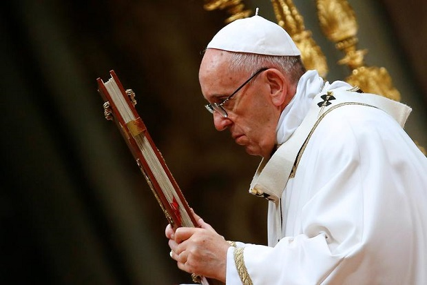 Irak Kerahkan Pasukan Khusus untuk Amankan Kunjungan Paus Fransiskus