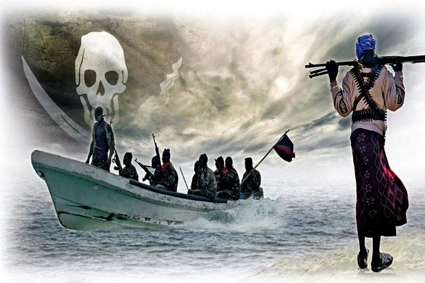 Muak dengan Pembajakan, Maersk Minta Bantuan Militer Perangi Perompak