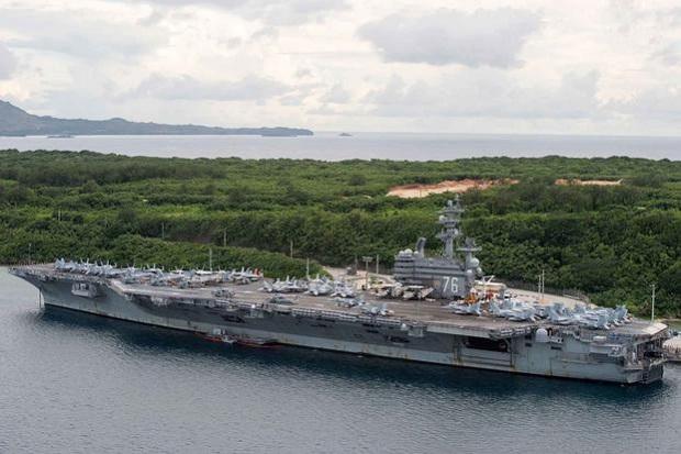 Jenderal Bintang 4 AS: Terancam Rudal China, Guam Butuh Sistem Rudal 360 Derajat