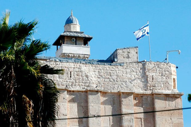 Israel Bangun Lift Khusus Yahudi di Masjid Ibrahim Hebron
