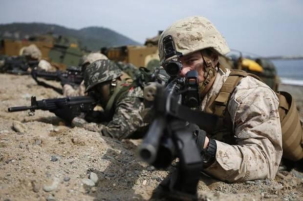 Seoul Minta Korut Bijak Sikapi Latihan Gabungan AS-Korsel