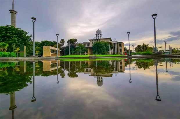 Puan Maharani Berharap Masjid Istiqlal Jadi Pusat Kajian Islam Toleran