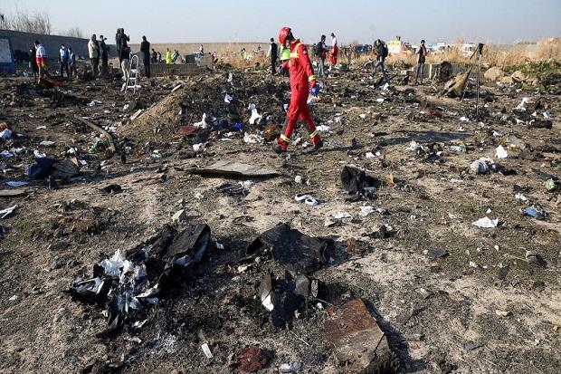 Merudal Pesawat Ukraina, Iran Salahkan Operator Rudal dan Radar