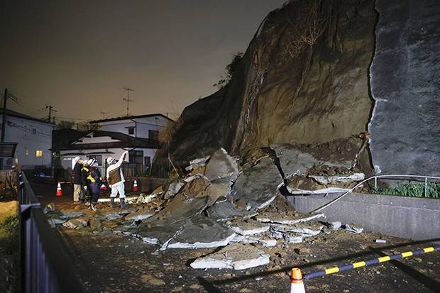 Kemlu: Tidak Ada Laporan WNI Jadi Korban Gempa Jepang