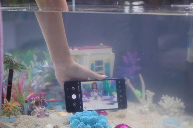 Contoh-contoh Foto Hasil Jepretan Kamera Samsung Galaxy A72