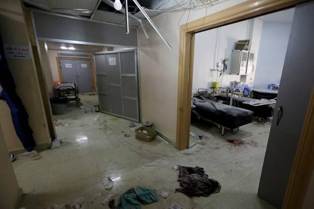 Artileri Rezim Assad Gempur RS Suriah, 6 Tewas Termasuk Anak Kecil