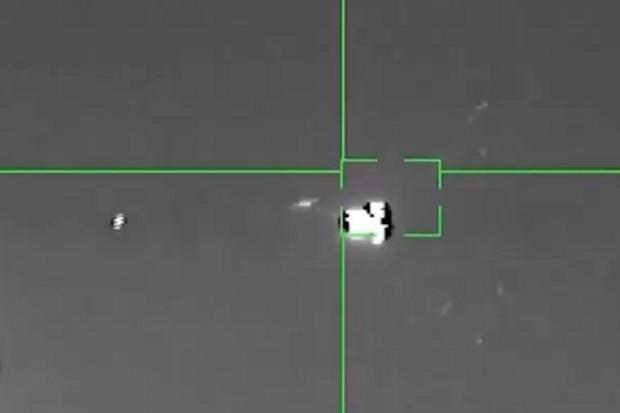 Rilis Video, Houthi Klaim Tembak Drone Canggih MQ-9 Reaper AS