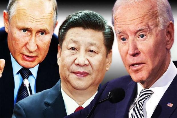 Biden Undang Putin dan Xi Jinping ke KTT Iklim Virtual