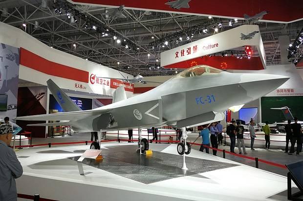 China Bikin Jet Tempur Siluman Baru, Diklaim Selevel F-22 dan Su-57