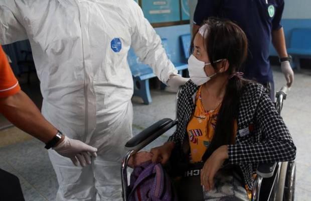 Korban Kekerasan Myanmar Dapat Perawatan di Perbatasan Thailand