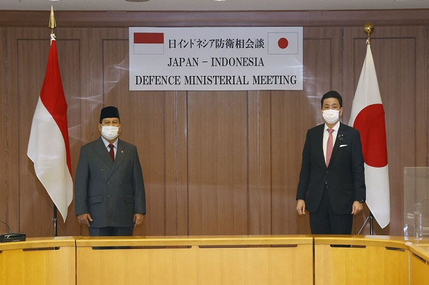 Bakal Latihan Bersama Jepang di Laut China Selatan, Tanda RI Menjauh dari China?