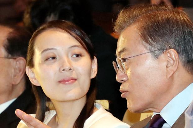 Emosi, Adik Kim Jong-un Sebut Presiden Korsel Burung Beo