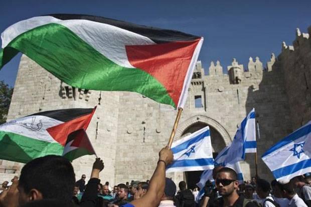 Menlu AS Sebut Israel-Palestina Harus Miliki Kebebasan dan Kemakmuran yang Sama