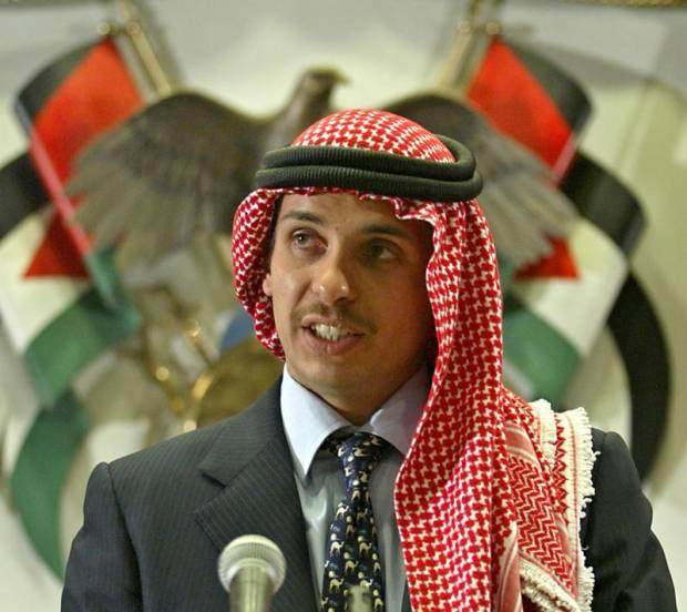 Pangeran Hamzah Ogah Patuhi Perintah Militer Yordania untuk Diam