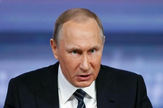 Putin Teken UU yang Bisa Membuatnya Berkuasa hingga 2036