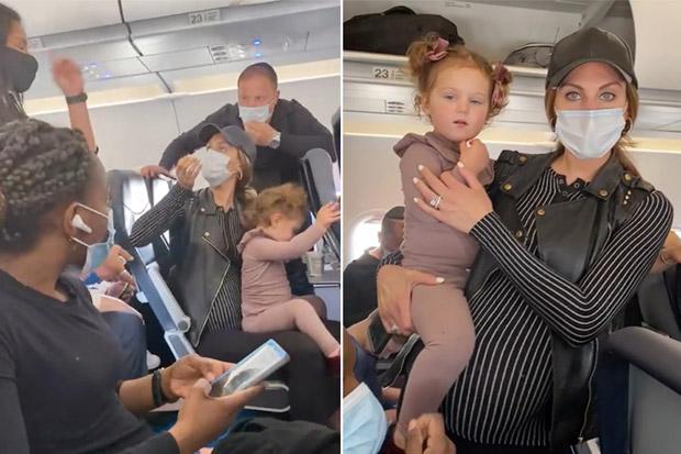 Gara-gara Masker, Pramugari Coba Usir Keluarga Yahudi dari Pesawat