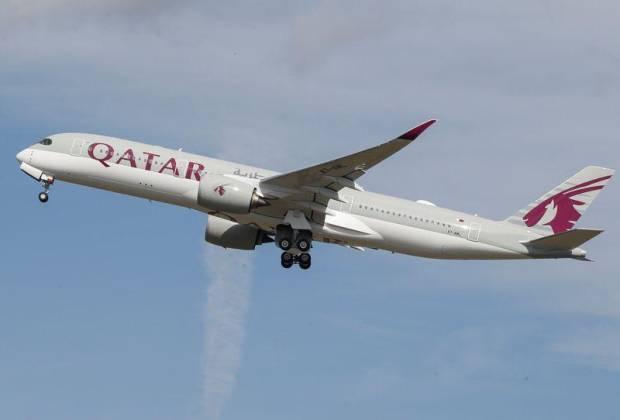 Pertama di Dunia, Qatar Terbang dengan Semua Penumpang dan Awak Divaksin