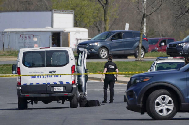 Tembak Dua Orang, Tenaga Medis Angkatan Laut AS Ditembak Mati