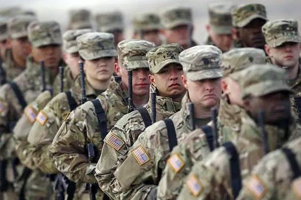 AS Setuju Tarik Pasukan Tempurnya dari Irak