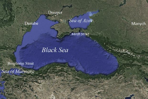 AS Kirim Kapal Perang ke Laut Hitam, IniRespons Rusia