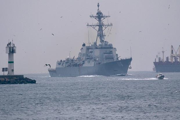 Turki: AS Kerahkan Dua Kapal Perang ke Laut Hitam Pekan Depan