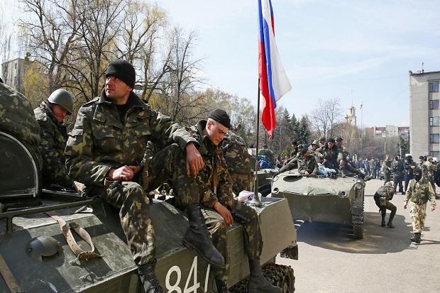 AS Peringatkan Rusia: Agresif terhadap Ukraina Ada Konsekuensinya!