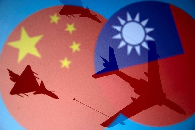 AS Sebut China Bertindak Kian Agresif Terhadap Taiwan