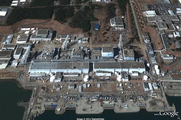 Jepang Akan Buang 1,25 Juta Ton Air Nuklir Fukushima ke Laut