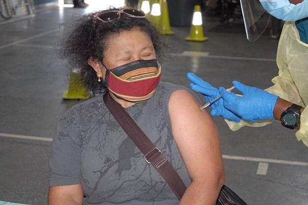 KJRI Los Angeles Lakukan Vaksinasi Covid-19 Kepada WNI di California Selatan