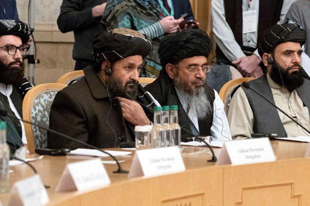 Taliban Tolak Hadiri Pembicaraan Damai Afghanistan Hingga Pasukan Asing Ditarik