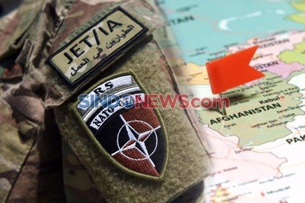 AS dan NATO Kompak, Tarik Pasukan dari Afghanistan