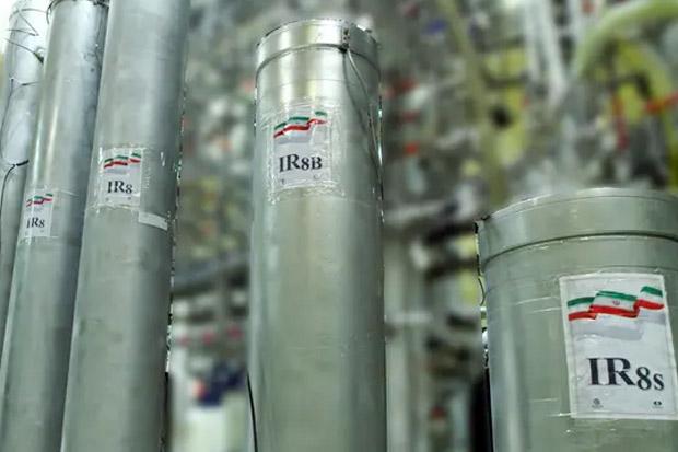 Produksi Uranium Hingga 60%, Iran Sebut Sebagai Ba