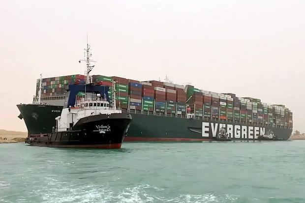 Mesir Sita Kapal Kargo Ever Given, Penyumbat Terusan Suez