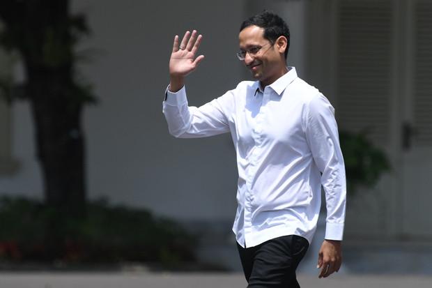 Reshuffle Kabinet Makin Dekat, Posisi Mendikbud Nadiem Makarim Dinilai Aman