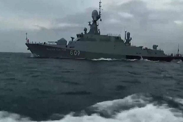 Seteru dengan Ukraina Memanas, Rusia Kerahkan 15 K