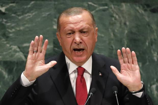 Turki Tak Terima Perdana Menteri Italia Sebut Erdogan Diktator