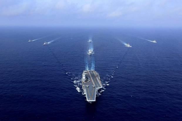Latihan Militer China di Dekat Taiwan Bidik Penonton Amerika Serikat